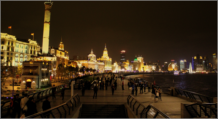 Qixi Festival - TOP 10 Must visit China - The Bund - Shanghai