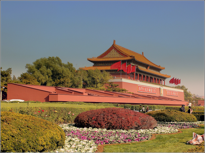 Qixi Festival - TOP 10 Must visit China - The Forbidden City - Beijing
