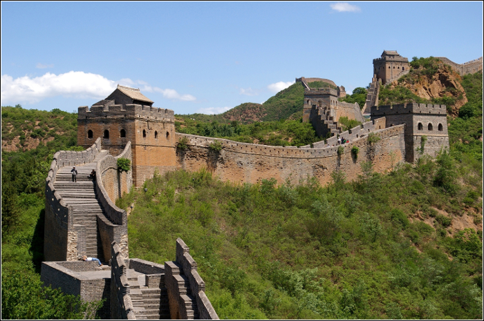 Qixi Festival - TOP 10 Must visit China - The Great Wall Beijing