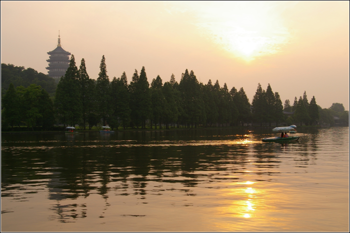 Qixi Festival - TOP 10 Must visit China - West Lake Hangzhou