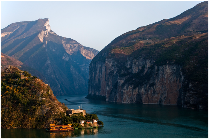 Qixi Festival - China's longest river: the Changjiang River